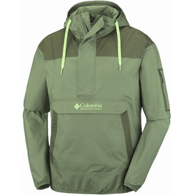 Columbia Challenger Windbreaker Jacket Men mosstone/peatmoss
